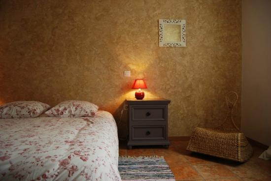 Le Moulinet: Chambre la Provencale