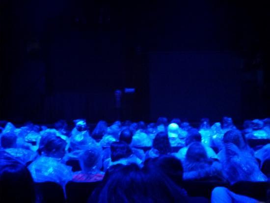 Blue Man Group Briar Street Theatre 36