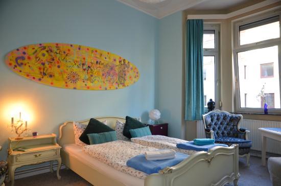 arte p 73 guesthouse reviews price comparison bremen germany tripadvisor. Black Bedroom Furniture Sets. Home Design Ideas
