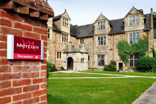Mercure Telford Madeley Court Hotel