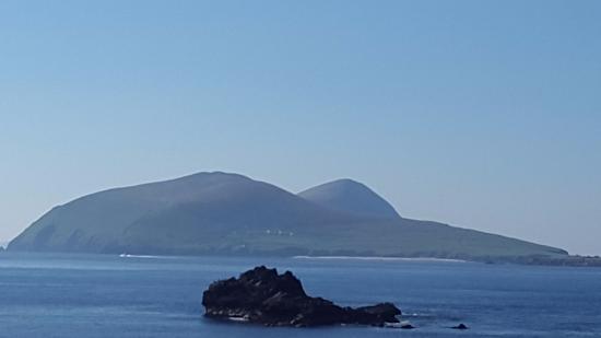 Dunquin, أيرلندا: An Bhlascaoid Mhoir/La grande île Blasket