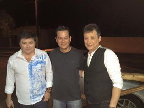 Sao Sebastiao da Amoreira: Gilberto e Gilmar - ExpoAmoreira 2015