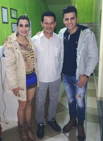 Sao Sebastiao da Amoreira: Mariana e Mateus - Baile da Rainha - ExpoAmoreira 2015