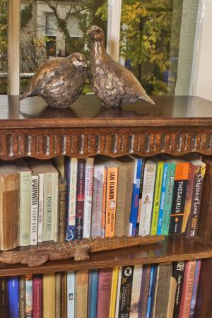 Blairgowrie, UK: Our partridges