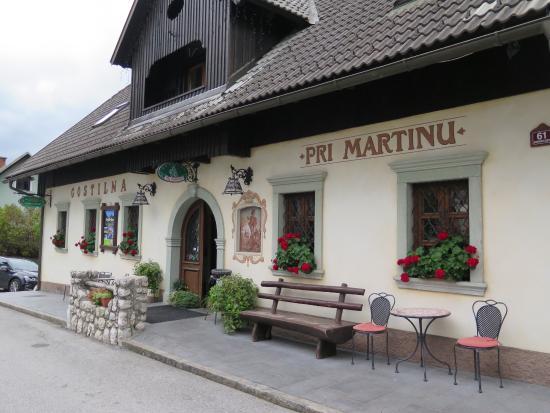 Gostilna Pri Martinu