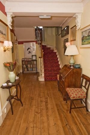 Blairgowrie, UK: The front hall
