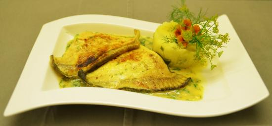 Ardagh Restaurant: Local Turbot