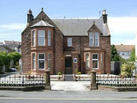 Fernlea Guest House, Bed and Breakfast, Stranraer.
