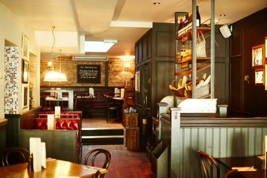 Restaurants Near Dulwich Picture Gallery