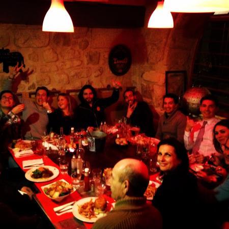 Diner entre amis foto di le biscornu parigi tripadvisor for Dinner entre amis