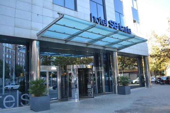 Hotel SB Icaria Barcelona: Hotel