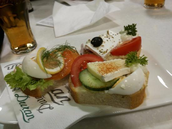 Duran Sandwiches: יפה וגם טעים