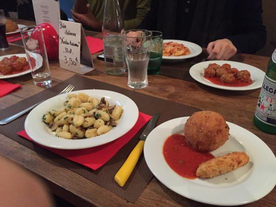 Restaurant Rue Sainte Marie Metz