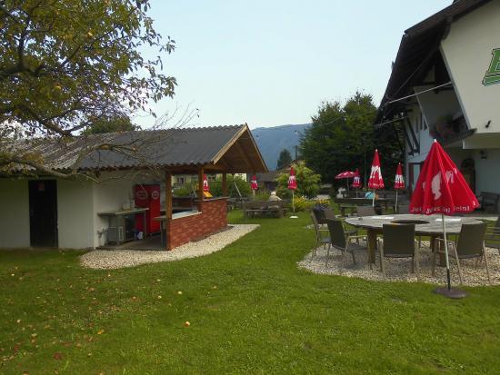 Landhotel Bier Peter: Garten