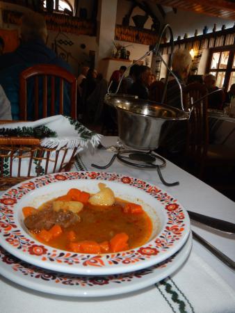 Balatonfoldvar, Ungarn: Goulash