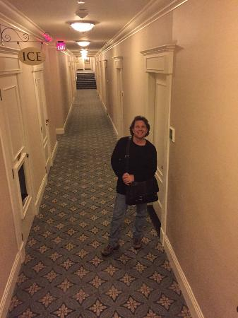 New Orleans Streetwalkers Tours Brian Outside The Ghost Room At Hotel Monteleone