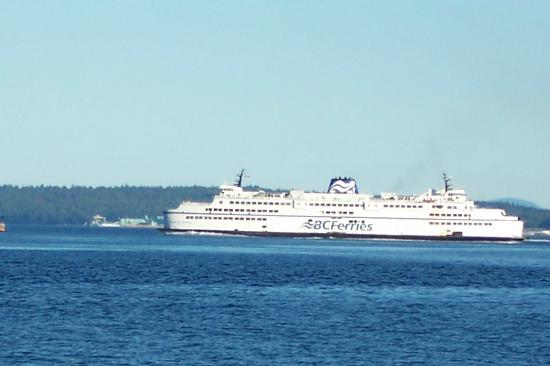 View the ferries as to go between Vancouver and Nanaimo