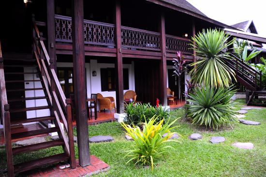 Villa Maydou, Luang Prabang, Laos Picture of Villa Maydou