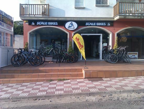 Scalebikes