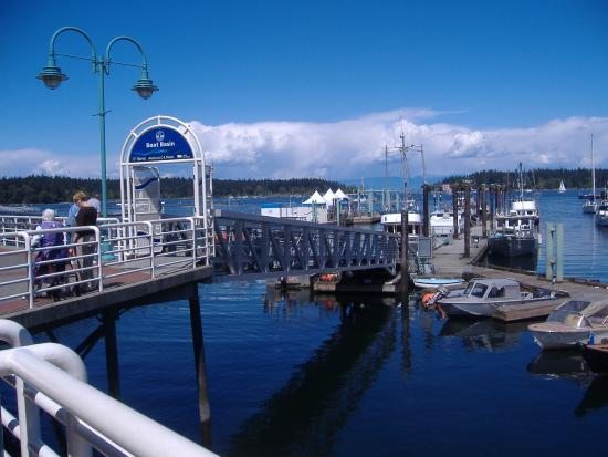 Нанаймо, Канада: Nanaimo Harbour