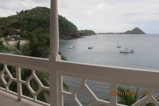 Cap Estate, St. Lucia: View from room 476