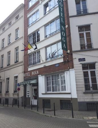 Hotel Noga Brussels: photo0.jpg