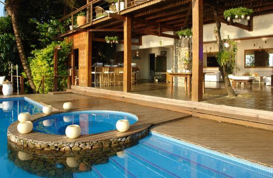 Barra do Piuva Porto Hotel: Jacuzzi aquecida