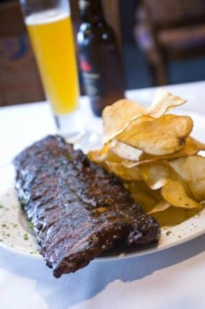 Red River Steaks & BBQ: Red River Smoked Ribs