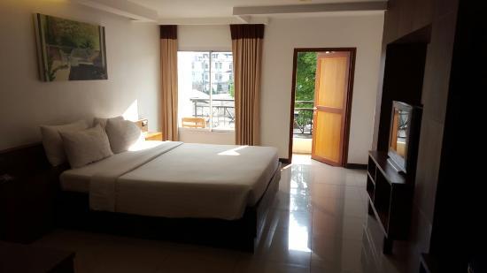 Baywalk Residence Pattaya: Mitten im Zentrum und doch eine Oase