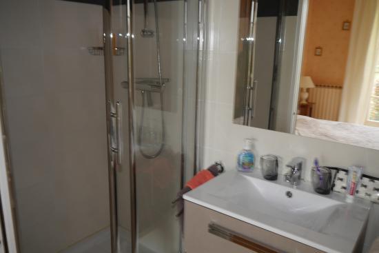 Au Bon Marechal: banho