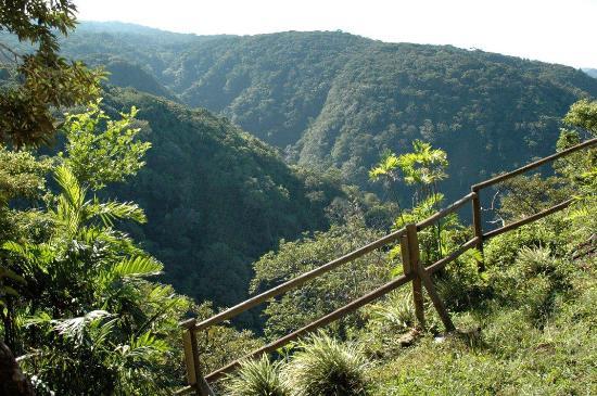Rainbow Valley Lodge : View