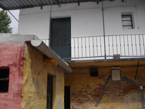 Hostel El Espanol: Vista interna da varanda