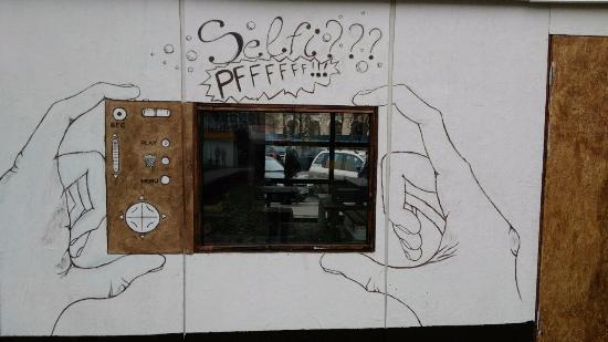 Cafe Ostanovka