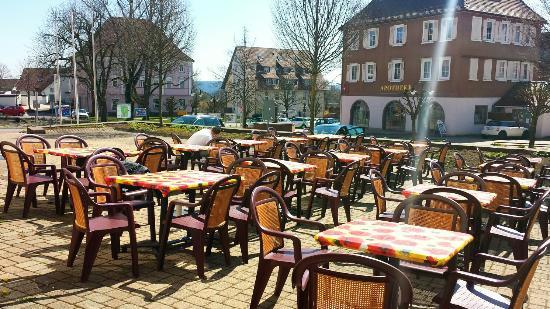 Pfalzgrafenweiler, Germany: Ristorante Pizzeria Bella Italia