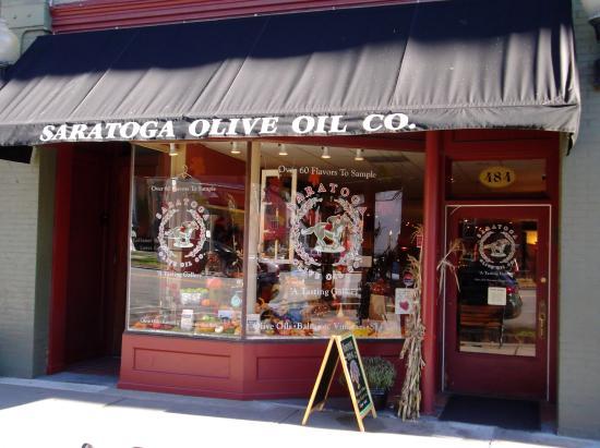 Saratoga Olive Oil Company: Saratoga Olive Oil Co. on Broadway