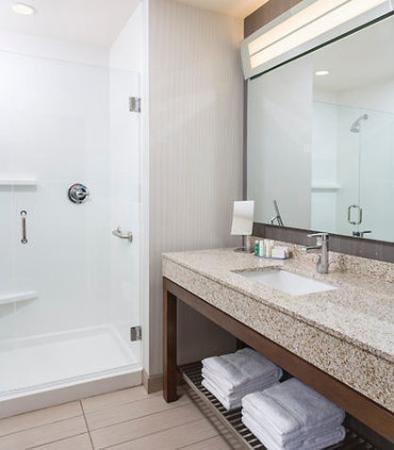 Stafford, Βιρτζίνια: Suite Bathroom
