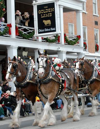 Warren County, OH: Lebanon Horse Carriage Parade - Lebanon, OH