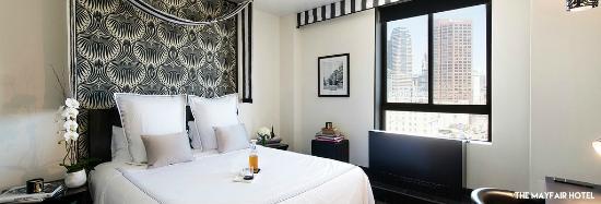 Historic Mayfair Hotel: Deluxe King