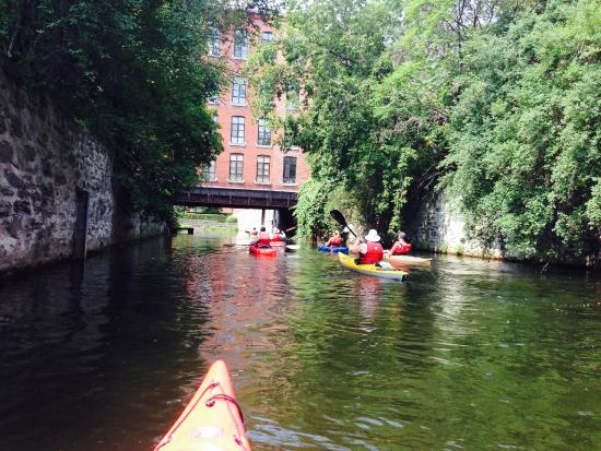 H2O Adventures : Montreal's Canal's