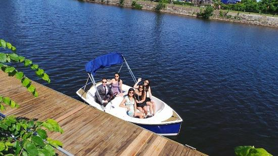 H2O Adventures : Our fun little electric boats