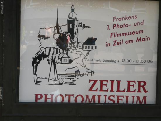 Zeil am Main, ألمانيا: Plakat