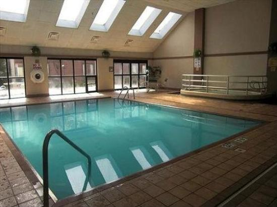 Holiday Lodge Hotel & Conference Center: Pool view