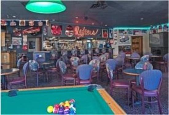 โอกฮิลล์, เวสต์เวอร์จิเนีย: Bar Lounge