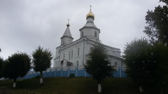 Svyatitelya Chudotvortsa Nikolaya Temple