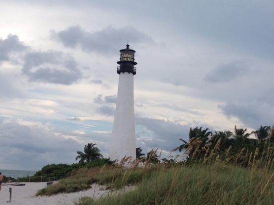 The Ritz-Carlton Key Biscayne, Miami: The bitter end of key Biscayne - The oldest light house in US