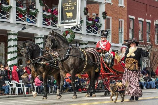 Warren County, OH: Lebanon Carriage Parade - Lebanon, OH