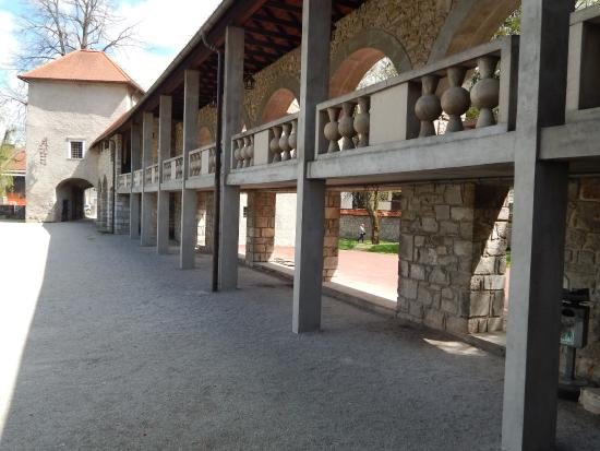 Ribnica Castle and Museum