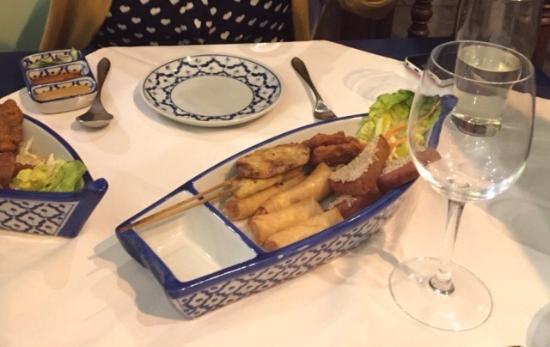 The thai pavilion asian restaurant 3 friars street in for Asian cuisine sudbury