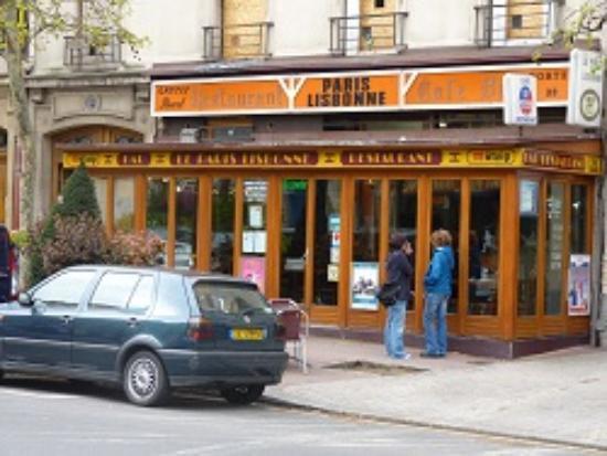 Restaurant Paris Lisbonne Charenton Le Pont