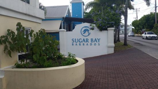 Sugar Bay Barbados Hotel Entrance Front